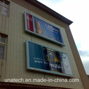 Outdoor Single Side Large Aluminium Trivision Billboard Advertising pictures & photos
