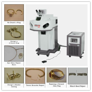 Xhy-W150 Jewelry Laser Welding Machine