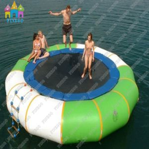 Popular Inflatable Water Trampoline pictures & photos
