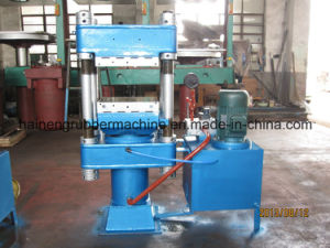 Rubber Damping Vulcanizing Press Machine pictures & photos