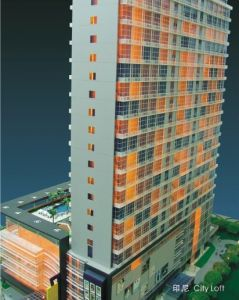 Architectural Scale Model of Commercial Building (JW-223) pictures & photos