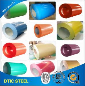 Various Colors PPGI Prepainted Steel Coil From Jiangsu