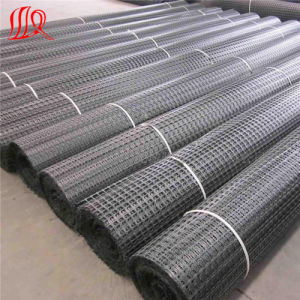 PP High Strength Baixial Geogrid with CE Certificate for Road Soil Foundation pictures & photos