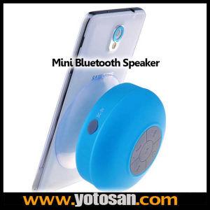 Mini Mobile Shower Handsfree Waterproof Bluetooth Speaker pictures & photos