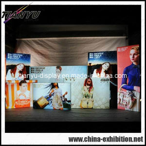 One Tension Fabric Edgelit LED Light Box pictures & photos