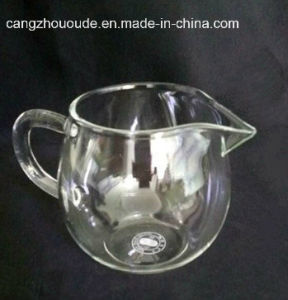 Height quality Glass Coffee Cup Glass Tea Cup with Drinking pictures & photos
