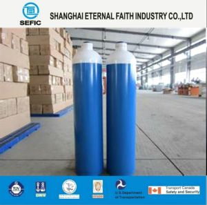 50L Seamless Steel Industrial Oxygen Gas Cylinder pictures & photos