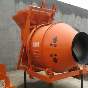 350L Jzc Series Portable Concrete Mixer pictures & photos