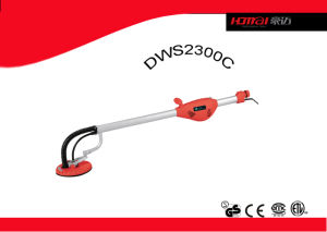 600W 225mm Long Neck Electric Drywall Sander (DWS2300C)