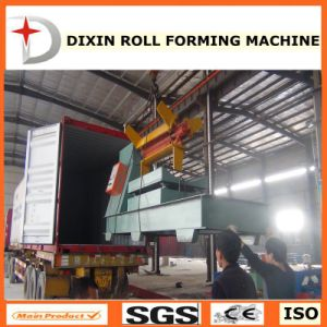 Dixin 5 Tons 10 Tons 15 Tons Hydraulic Decoiler pictures & photos