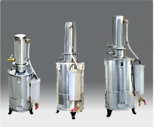 Auto-Control Stainless Steel Water Distiller 5L 10L 20L pictures & photos