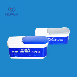 Home Use Regular or Intensive Powder Teeth Bleaching Powder pictures & photos