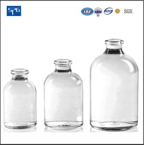 ISO Standard Moulded Injection Vial for Pharmaceutical pictures & photos