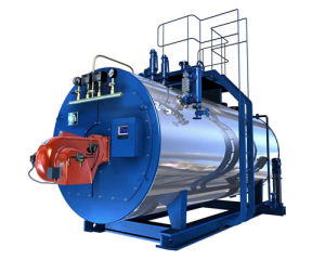 China Wns Series Gas -Fired Hot Water Boiler pictures & photos