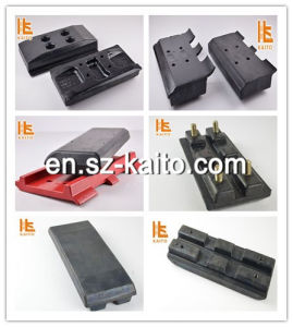 Rubber Track Pad for Abg Titan Paver pictures & photos