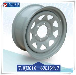 "16′ X7"" Steel Wheel Rim"