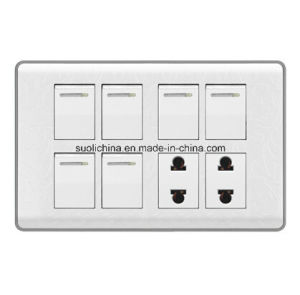 Pk2 Series Wall Switch Pk2-29 pictures & photos