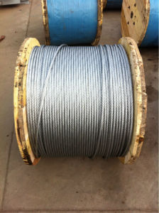 All Kinds of Lifting, Hoisting Galvanized Wire Rope pictures & photos