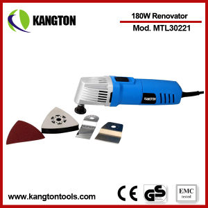 180W 1.6A Multi-Purpose Oscillating Tool Renovator pictures & photos