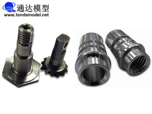 Precision CNC Machine Machined Machining Metal Spare Auto Turned Turning Parts pictures & photos