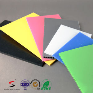 Plastic Corrugated Board Hollow PP Sheet pictures & photos