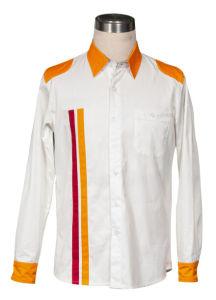 Custom Stripe Casual Cotton Shirt