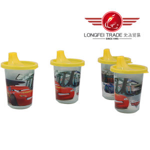 Disposable Colored Promotional Plastic Cups pictures & photos