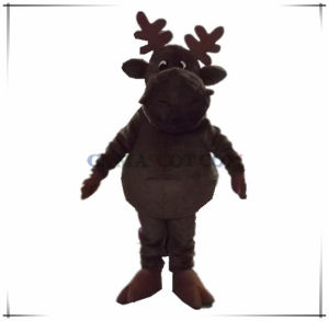 Big Mouth Deer Animal Mascot Costume for Sale
