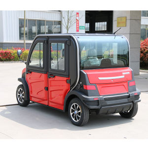 A7 Travelling Electric Car of 4 Seats pictures & photos