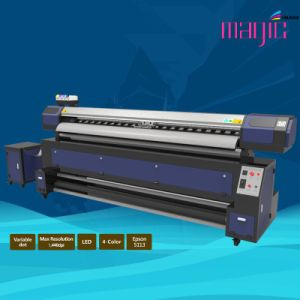 5FT Direct Sublimation Textile Printing Machine with Double Epson 5113 pictures & photos