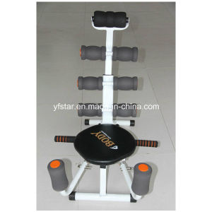 Multi Function Ab Exercise Machines Seen TV pictures & photos