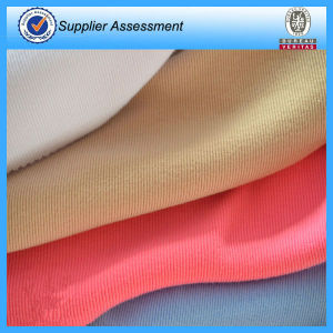 1X1 Polyester Rib Knitting Fabric pictures & photos
