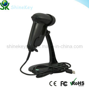 USB Barcode Scanner Automatic Laser (SK 9800B) pictures & photos