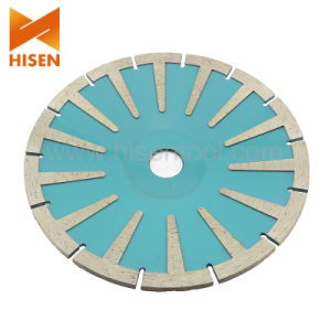 Diamond Saw Blade for Granite Cutting pictures & photos