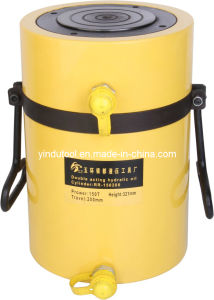 150 Ton Double Acting Quick Oil Return Hydraulic Cylinder (RR-150200) pictures & photos