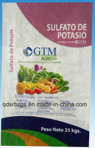 New Material Plastic PP Woven Bag of Packing Fertilizer pictures & photos