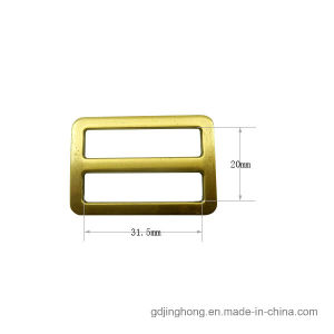 Professional Customized Zinc Alloy Rectangle Buckle for Bags pictures & photos