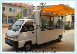 Pizza Burger Cart Food Dining Car Chocolate Rice Cart pictures & photos
