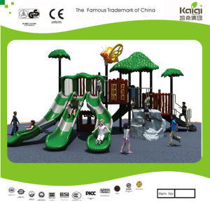 Kaiqi Medium Sized Forest Themed Children′s Playground (KQ20013A) pictures & photos