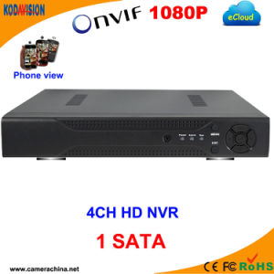 Network 4CH CCTV System Kit pictures & photos