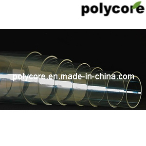 Transparent Polycarbonate Round Hard Tube pictures & photos