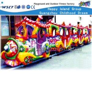 Children Parks Cartoon Electric Train Kids Play Toys (HD-10302) pictures & photos