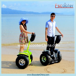 New Products 2016 Li-ion Battery Powered off Road Gyroscope Smart Balance 2 Wheel Electric Chariot Scooter pictures & photos
