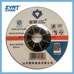 T27 Grinding Wheel for Stainless-Steel Made in China pictures & photos