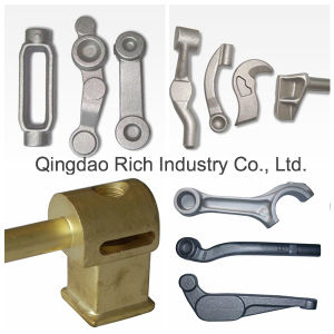 Aluminum Precision CNC Machining Part, Forging Part, Casting Part, Stainless Steel Hot Forging Part/Forged Steel Fitting/Aluminium Forging/Steering Knuckle pictures & photos