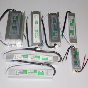 5V 25W IP67 CE RoHS Waterproof LED Power Supply pictures & photos