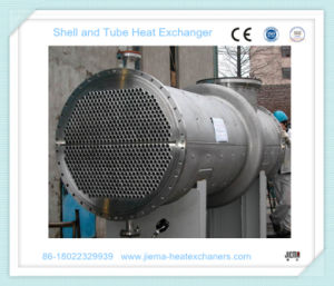 Stainless Steel Shell and Tube Heat Exchanger for Oil Industry pictures & photos