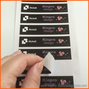 PVC Label Printing pictures & photos