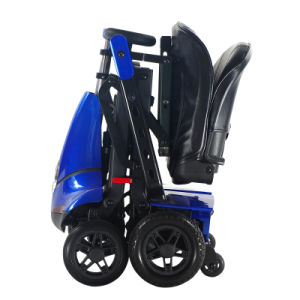 Solax mobile Compact 4 Wheels Mobility Scooter pictures & photos