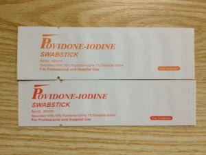 Aluminum Foil Laminaition Paper for Povidone Iodine Swabstick pictures & photos